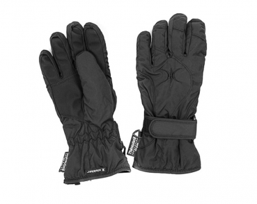 Handschuhe Slokker Gloves black LADY