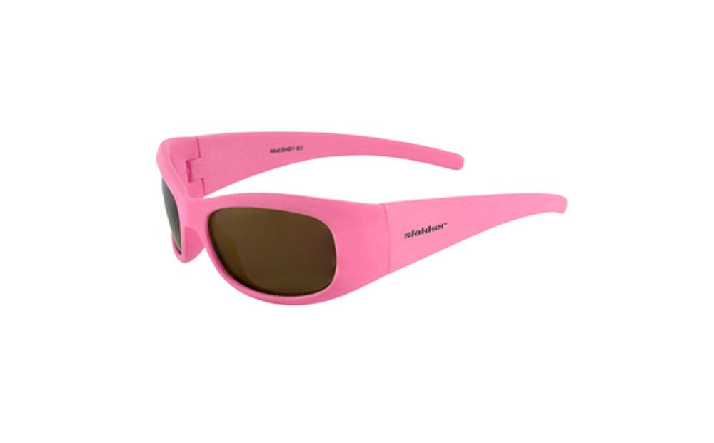 Slokker Sonnenbrille Kids Mod. 50511-1 red F4IoZ1